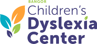 Children's Dyslexia Center – Bangor Logo